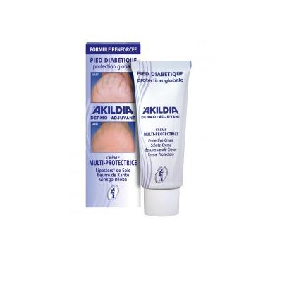 Diabetes beschermende crème akileine salon miranda spijkenisse
