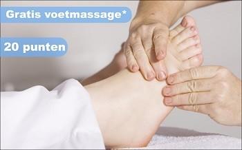 Gratis voetmassage salon miranda spijkenisse