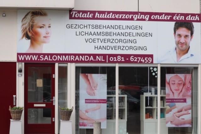 schoonheidsspecialiste salon miranda spijkenisse